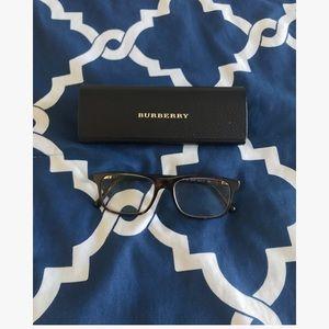 Black/Brown Glasses